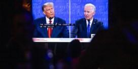 Hoogtepunten laatste debat Amerikaanse verkiezingen: 'Leren leven met het virus? We gaan eraan dood!'
