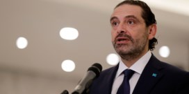 Premier Hariri terug van weggeweest