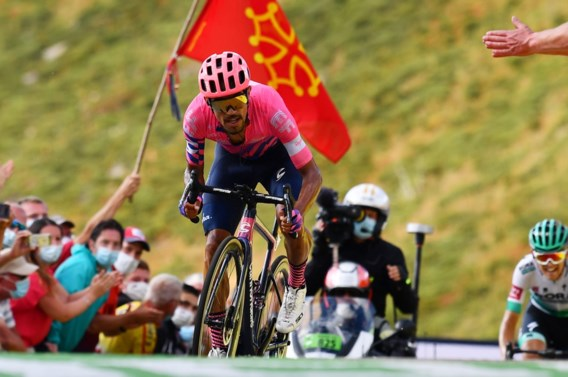 Daniel Felipe Martinez en Simon Geschke gooien handdoek in Vuelta