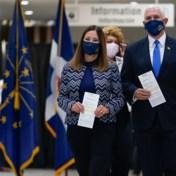 Blog verkiezingen VS | Vicepresident Pence heeft stem al uitgebracht