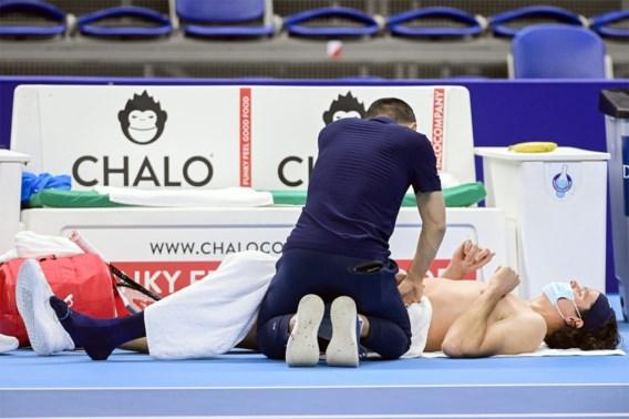 Ook sportieve opdoffer voor European Open in Antwerpen: Raonic geeft forfait met buikspierblessure