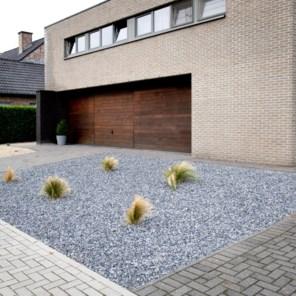 Vlaanderen wil af van tegels in voortuin
