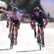Onwaarschijnlijk slot in voorlaatste etappe Ronde van Italië dankzij sprint bergop