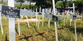 Begraafplaats voor geaborteerde foetussen in Rome schokt Italië