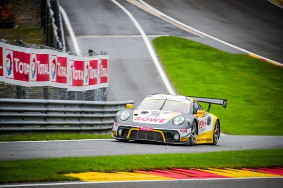 Porsche en Laurens Vanthoor triomferen in 24 Uren van Spa-Francorchamps