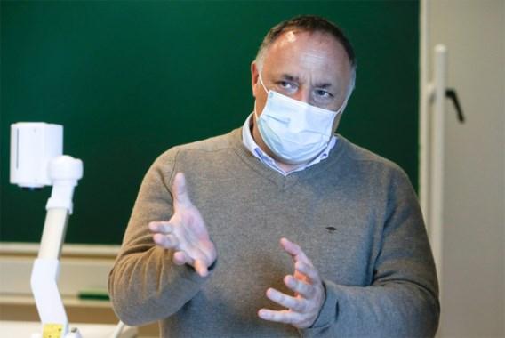 Van Ranst begrijpt Jambon niet: 'Ook in Vlaanderen staat huis in brand'
