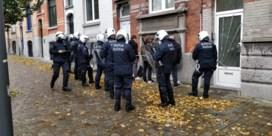 Zestigtal arrestaties bij niet toegelaten betogingen tegen coronamaatregelen in Brussel