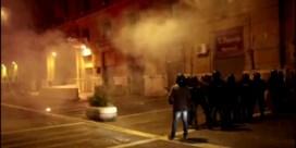 Hevig protest tegen verscherpte maatregelen in Italië