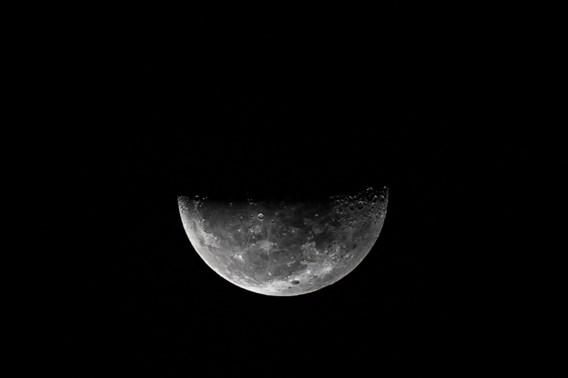 Nasa komt met 'spannende ontdekking' op de maan