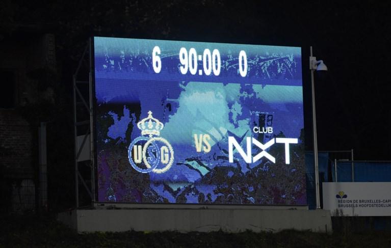 Nieuwe pandoering voor Club NXT in 1B: Union draait beloften door de gehaktmolen