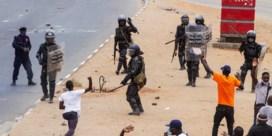 Honderdtal arrestaties bij antiregeringsbetogingen in Angola