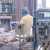 Bijna 5.000 covid-patiënten in het ziekenhuis, waarvan 757 op intensieve zorgen