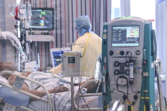 Bijna 5.000 covidpatiënten in het ziekenhuis, waarvan 757 op intensieve zorg