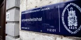 Vanaf maandag code oranje op KU Leuven en VUB