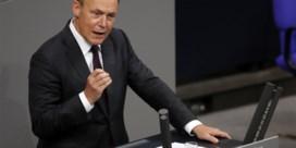 Vicevoorzitter Duitse parlement sterft bij tv-opname