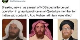 Belangrijke Al Qaedaleider in Afghanistan gedood
