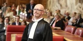 Topmagistraat Johan Sabbe geschorst door seksueel getinte berichten aan chauffeur