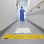 Ziekenhuis van Verviers bouwt noodhospitaal op parkeerterrein
