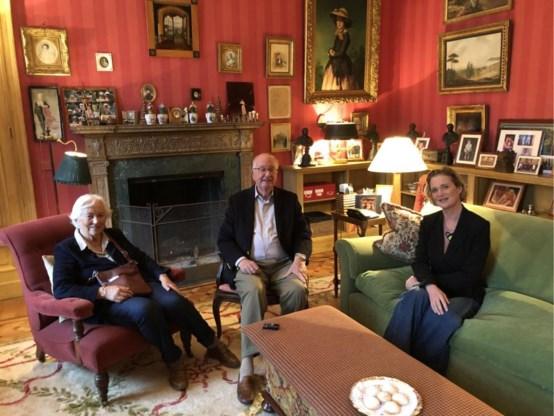 Koning Albert ontmoet prinses Delphine: na het tumult is het tijd voor 'vergeving en verzoening'