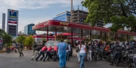 In Venezuela komt er zelfs geen olie meer uit de kraan