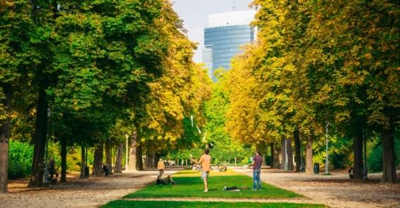 Zeker weten: Brussel is (ook) groen en veilig