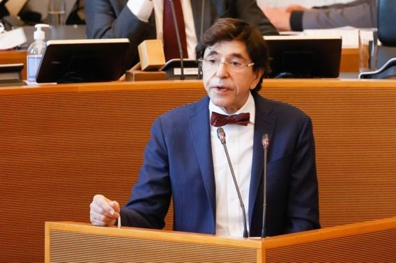 Elio Di Rupo: 'Sterkere maatregelen nodig richting grotere lockdown'