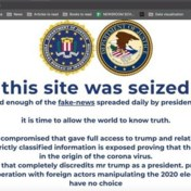 Blog verkiezingen VS | Campagnewebsite president Trump kortstondig gehackt