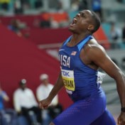 Opvolger Usain Bolt mag niet naar Tokio 2021