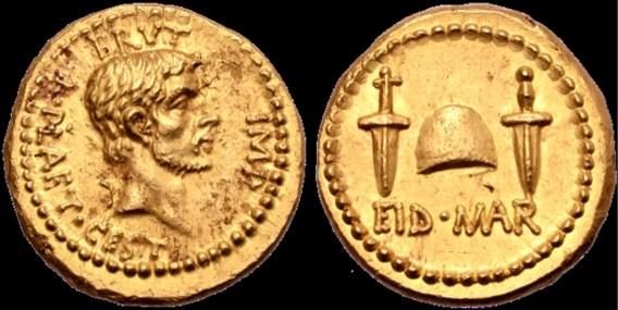 Munt van Brutus haalt wereldrecord