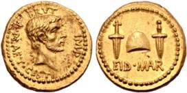 De gouden glans van Brutus