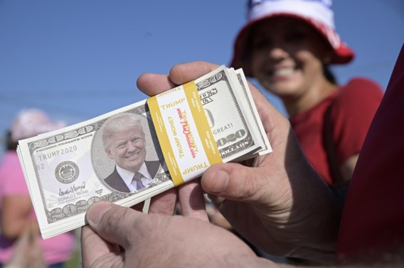 Trump was economisch goed bezig, maar toen kwam corona