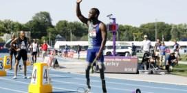 15 centimeter te lang voor de olympische kwalificaties