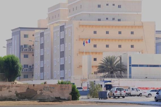 Bewaker van Frans consulaat in Jeddah neergestoken
