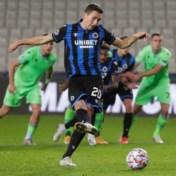 Club Brugge vergeet zichzelf te belonen tegen Lazio