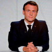 Macron kondigt nieuwe lockdown aan vanaf vrijdag