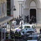 Drie doden bij mesaanval in basiliek van Nice: 'Alles wijst op terreur'