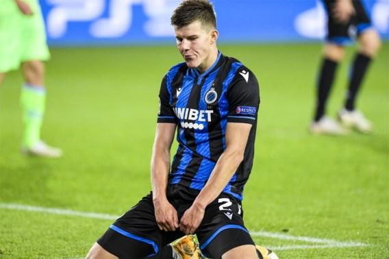 Club Brugge mist koelbloedigheid tegen Lazio en geraakt niet verder dan 1-1
