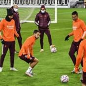 """Zidane ziet dat """"het goed gaat met Hazard"""", maar moet brandje blussen tussen kibbelende ploegmaats bij Real"""