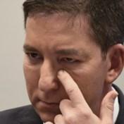 Journalist Glenn Greenwald en zijn nieuwssite The Intercept maken ruzie