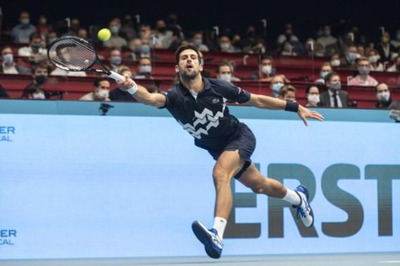 Lucky loser mept Novak Djokovic zonder pardon uit toernooi in kwartfinales ATP-toernooi Wenen
