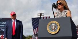 Melania Trump: 'Wij zijn een land van hoop, niet van angst of zwakheid'