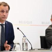 Overlegcomité kondigt 'verstrengde lockdown' aan: 'Als intensieve volzet is, gaat de deur op slot'
