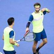 Sander Gillé en Joran Vliegen plaatsen zich in Kazachstan voor vijfde ATP-finale