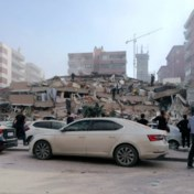 Minstens 24 doden bij zware aardbeving in Turkije en Griekenland