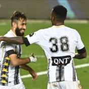 Charleroi laat geen punten liggen tegen Cercle en klimt naar voorlopige eerste plaats