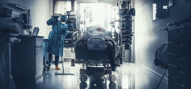 'Hier liggen nog tien andere patiënten. Die kunnen we niet wegtoveren'