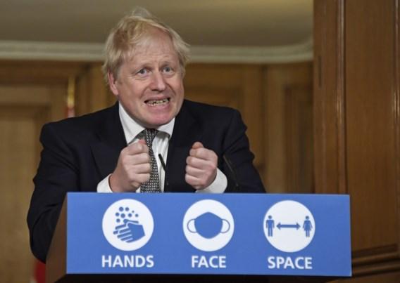 Late lockdown levert Johnson kritiek op