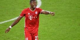 Bayern München trekt voorstel tot contractverlenging voor sterkhouder David Alaba in