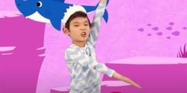 'Baby Shark' steekt 'Despacito' voorbij op Youtube