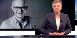 Emotionele Martine Tanghe brengt ode aan overleden Ward Verrijcken